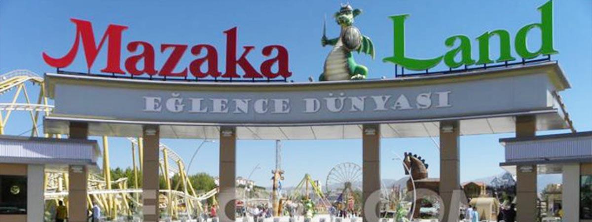 Mazakaland Eğlence Parkı