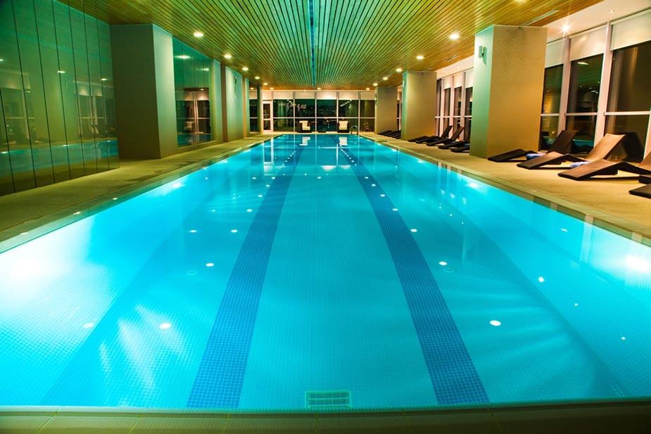 Landmark Otel Yüzme Havuzu